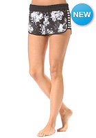 HURLEY Womens Supersuede Printed Beachrider Boardshort white cosmic