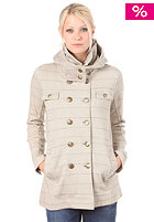 HURLEY Womens Winchester Fleece Jacket birch