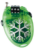 ICETOOLS Mrs. Lock 2013 clear green