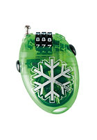 ICETOOLS Mrs. Lock clear green