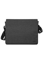 INCASE Heathered Shoulder Bag black