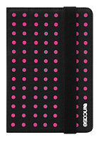 INCASE iPad Mini Book Jacket black/ pink dots