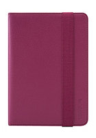 INCASE iPad Mini Book Jacket dark cranberry/grey