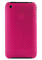 INCASE iPhone 3GS Perforated Snap Case magenta