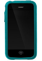 INCASE iPhone 3GS Protective Cover Case vived turquoise