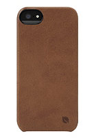 INCASE iPhone 5 Leather Snap Case Brown