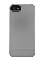 INCASE iPhone 5 Metallic Slider Case steel