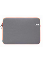 INCASE MB Pro 13 Zoll Neoprene Sleeve grey/orange