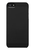 INCASE Snap Case for iPhone 5S black frost