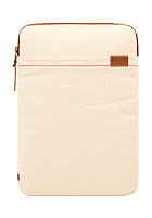 INCASE Terra Sleeve MB 15 Zoll natural canvas