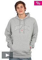 INNOKO Whistler Unisex Hooded Sweat heather grey