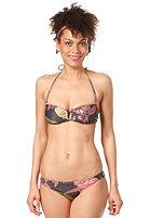 INSIGHT Del May Bandeau Bikini Set black