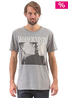 INSIGHT Modernists S/S T-Shirt grey snow