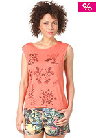 INSIGHT Plumeria Tank Top coralina