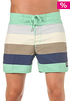 INSIGHT Retro Stud Bunker Boardshorts  green envy