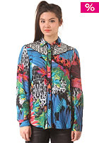 INSIGHT Womens Blue Wings L/S Shirt wing blue