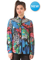 INSIGHT Womens Blue Wings Shirt wing blue