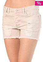 INSIGHT Womens Boyfriend Blues Short Baby blush