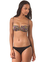 INSIGHT Womens Catfight Bandeau + Skinni Pant electro leopard