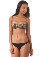 INSIGHT Womens Catfight Bandeau + Skinni Pant electro leopard