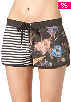 INSIGHT Womens Del May Bunker Boardshort black