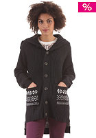 INSIGHT Womens Jasper Slouch Cardigan floyd black