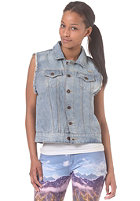 INSIGHT Womens Jasper Vest blue denim