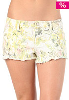 INSIGHT Womens Low Rider Slouch Shorts romantic floral
