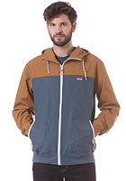 IRIEDAILY Auf Deck Windbreaker Jacket steelblue
