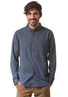 IRIEDAILY City L/S Shirt navy blue