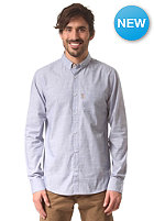 IRIEDAILY City L/S Shirt white mel.