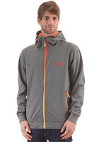 IRIEDAILY City Runners Jacket grey-mel.