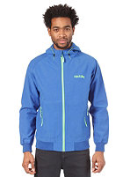 IRIEDAILY City Shield Uni Jacket blue
