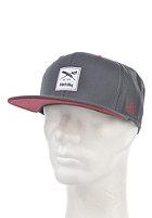 IRIEDAILY Daily Flag Snapback Cap anthracite