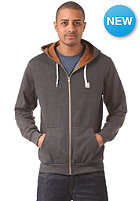 IRIEDAILY Desire Color Hooded Zip Sweat anthra mel.