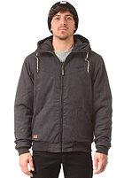 IRIEDAILY Dock36 Swing Jacket black