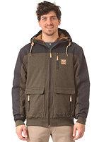 IRIEDAILY Dock36 Worker Jacket olive