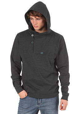 IRIEDAILY Ean Effort Hooded Sweat anthracite melange