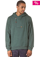IRIEDAILY Ean Effort Hooded Sweat forest melange