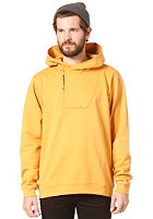 IRIEDAILY Ean Effort Hooded Sweat gold yellow