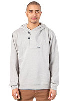 IRIEDAILY Ean Effort Hooded Sweat grey-mel.