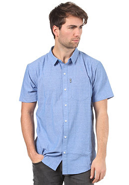 IRIEDAILY Fiete S/S Shirt light blue