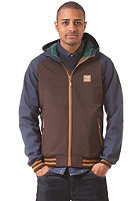 IRIEDAILY Fusion College Jacket brown mel.