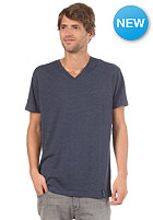 IRIEDAILY Gently 2 V-Neck S/S T-Shirt night sky