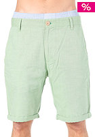 IRIEDAILY Golfer Chambray Chino Short green mel.