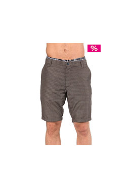 IRIEDAILY Golfer Plaid Short chocolate