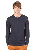 IRIEDAILY Henley Space L/S T-Shirt night sky