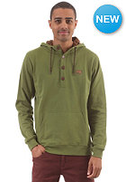 IRIEDAILY Hipster 2 Hooded Sweat green olive