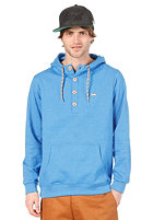 IRIEDAILY Hipster Hooded Sweat blue mel.