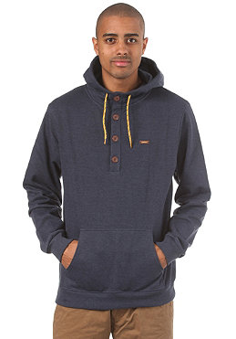 IRIEDAILY Hipster Hooded Sweat night sky